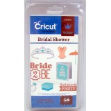 Cricut Events Cartridge Bridal Shower Item 2001291